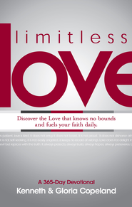 Limitless Love: A 365-Day Devotional - eBook  -     By: Kenneth Copeland