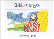 Paul Colouring Book   -