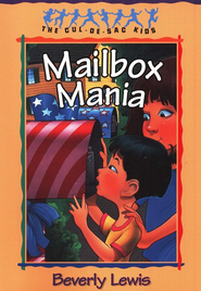Mailbox Mania - eBook  -     By: Beverly Lewis