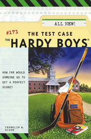 The Test Case - eBook  -     By: Franklin W. Dixon