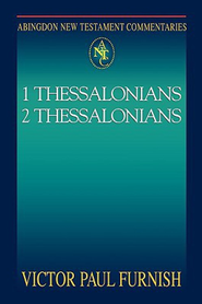 Abingdon New Testament Commentary - 1 & 2 Thessalonians - eBook  -     By: Victor Furnish