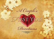A Couple's First Year Devotions - eBook  -