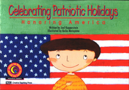 Learn To Read Holiday Series: Celebrating Patriotic Holidays   -     By: Homeschool