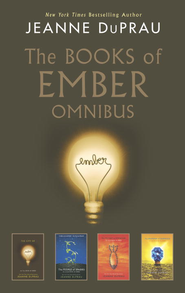 The Books of Ember Omnibus - eBook  -     By: Jeanne DuPrau