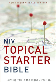 NIV Topical Starter Bible / Special edition - eBook  -
