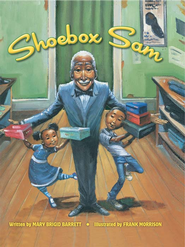 Shoebox Sam - eBook  -     By: Mary Brigid Barrett