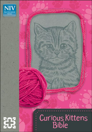 Curious Kittens Bible / Special edition - eBook  -     By: Zondervan