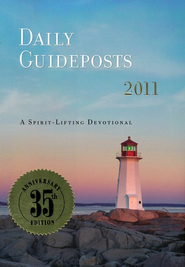 Daily Guideposts, 2011 - eBook  -     By: Andrew Attaway