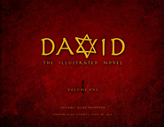 DAVID-The Illustrated Novel, Vol 1: The Illustrated Novel - eBook  -     By: Michael Hicks Thompson