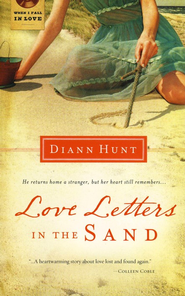 Love Letters in the Sand - eBook  -     By: Diann Hunt