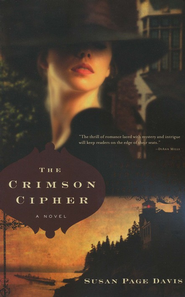 The Crimson Cipher - eBook  -     By: Susan Page Davis