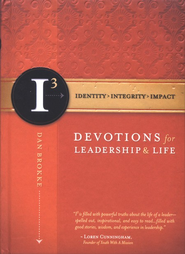 I3 Devotions for Leadership and Life - eBook  -     By: Dan Brokke