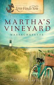 Love Finds You in Martha's Vineyard - eBook  -     By: Melody Carlson