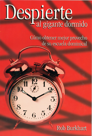 Despierte al gigante dormido/Libro - eBook  -     By: Rob Burkhart