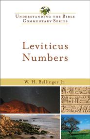 Leviticus, Numbers - eBook  -     By: W.H. Bellinger