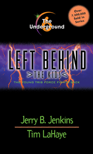 The Underground - eBook  -     By: Tim LaHaye, Jerry B. Jenkins