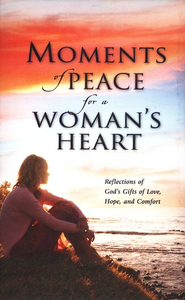 Moments of Peace for a Woman's Heart - eBook  -