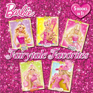 Fairytale Favorites (Barbie) - eBook  -     By: Mary Man-Kong