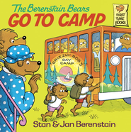 The Berenstain Bears Go to Camp - eBook  -     By: Stan Berenstain, Jan Berenstain