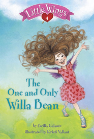 Little Wings #4: The One and Only Willa Bean - eBook  -     By: Cecilia Galante     Illustrated By: Kristi Valiant