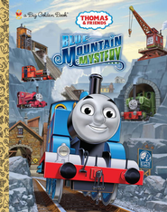 Blue Mountain Mystery (Thomas & Friends) - eBook  -     By: Rev. W. Awdry     Illustrated By: Tommy Stubbs