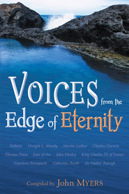 Voices From The Edge of Eternity - eBook  -     By: John Myers