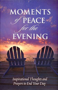 Moments of Peace for the Evening - eBook  -