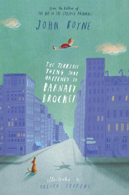 The Terrible Thing that Happened to Barnaby Brocket - eBook  -     By: John Boyne     Illustrated By: Oliver Jeffers