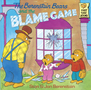 The Berenstain Bears and the Blame Game - eBook  -     By: Stan Berenstain, Jan Berenstain