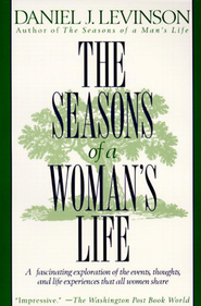 The Seasons of a Woman's Life   -     By: Daniel Levinson, Judy D. Levinson