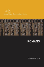 Romans - eBook  -     By: Solomon Andria