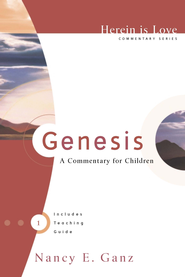 Herein is Love: Genesis - eBook  -     By: Nancy Ganz