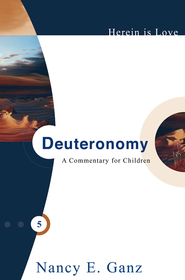 Herein is Love: Deuteronomy - eBook  -     By: Nancy Ganz
