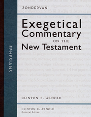 Ephesians: Zondervan Exegetical Commentary on the New Testament [ZECNT]-eBook  -     By: Clinton E. Arnold