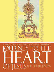 Journey to the Heart of Jesus: A Bible Study and Meditation for Christians - eBook  -     By: R.L. Geiger
