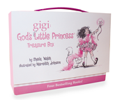 Gigi, God's Little Princess: 4-in-1 Treasure Box Set  -     By: Sheila Walsh