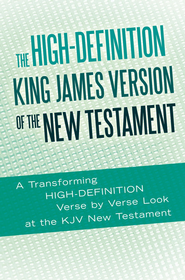 The High-Definition King James Version of the New Testament: An HD Look at the KJV of the Bible - eBook  -     By: Ted Rouse