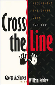 Cross the Line - eBook  -     By: George McKinney