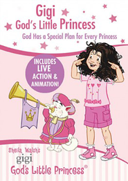 Gigi: God's Little Princess Did, repackaged  -     By: Sheila Walsh