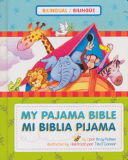 Mi Biblia Pijama Bilingue   -     By: Andy Holmes, Tim O'Conner