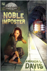 Noble Imposter - eBook  -     By: Amanda Davis