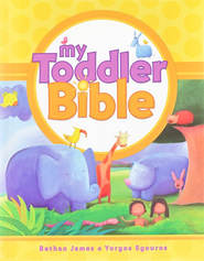 My Toddler Bible  -     By: Bethany James