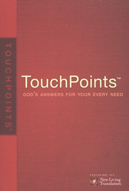 TouchPoints: God's Answers for Your Every Need, Second Edition  -     By: Ronald A. Beers, Amy E. Mason