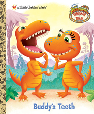 Buddy's Teeth (Dinosaur Train) - eBook  -     By: Golden Books     Illustrated By: Dave Aikins