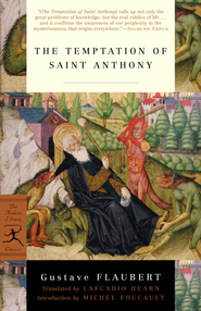 The Temptation of Saint Anthony - eBook  -     By: Gustave Flaubert, Lafcadio Hearn, Michel Foucault