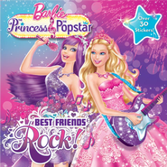 Best Friends Rock (Barbie) - eBook  -     By: Mary Man-Kong     Illustrated By: Random House