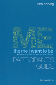 Me I Want to Be, Participant's Guide - Slightly Imperfect  -