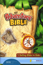 Adventure Bible, NIV / New edition - eBook  -     By: Jim Madsen