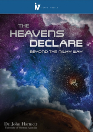 The Heavens Declare: Beyond the Milky Way DVD  -