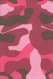 Compact Camo NLT, Pink Canvas  -